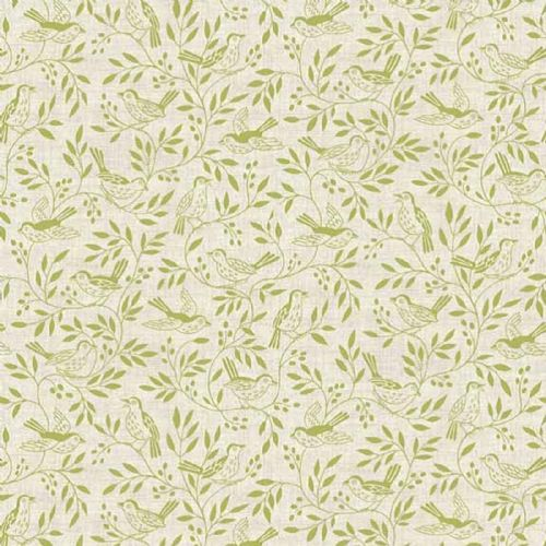 Makower Heartwood Songbird Fabric
